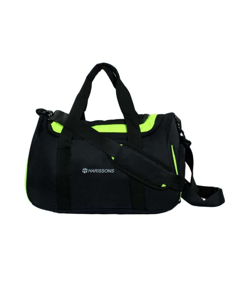 Harissons Float Green gear Gym Bag