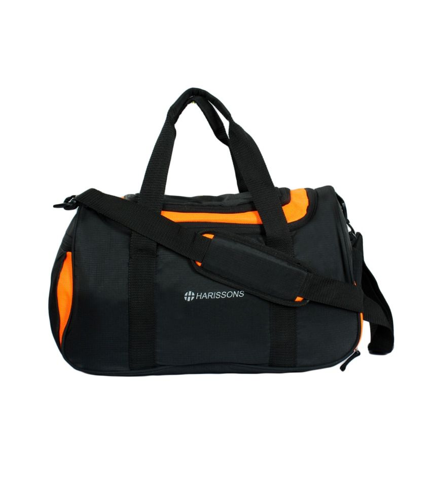 Harissons Float Orange gear Gym Bag