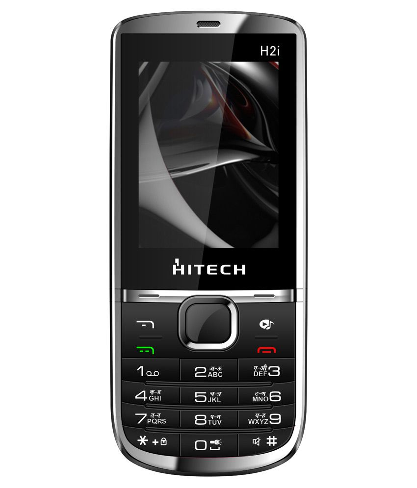 Hitech Xplay H2i Black