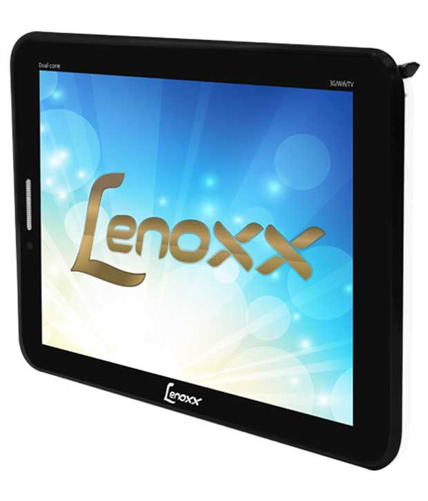 lenoxx t6000 4gb 3g calling tablets online at low prices rh snapdeal com manual do tablet lenoxx tb-55 Lenoxx Radio
