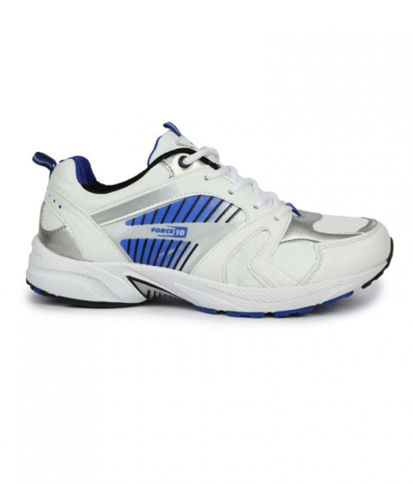2dd46d761a Liberty White Sports Shoes - Buy Liberty White Sports Shoes Online ...