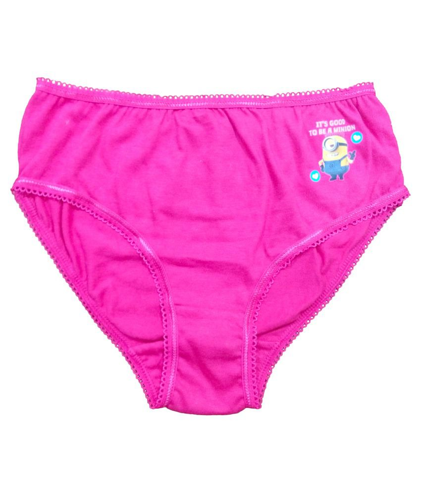 Instyle Assorted Girl Panties - Pack of 10 - Buy Instyle