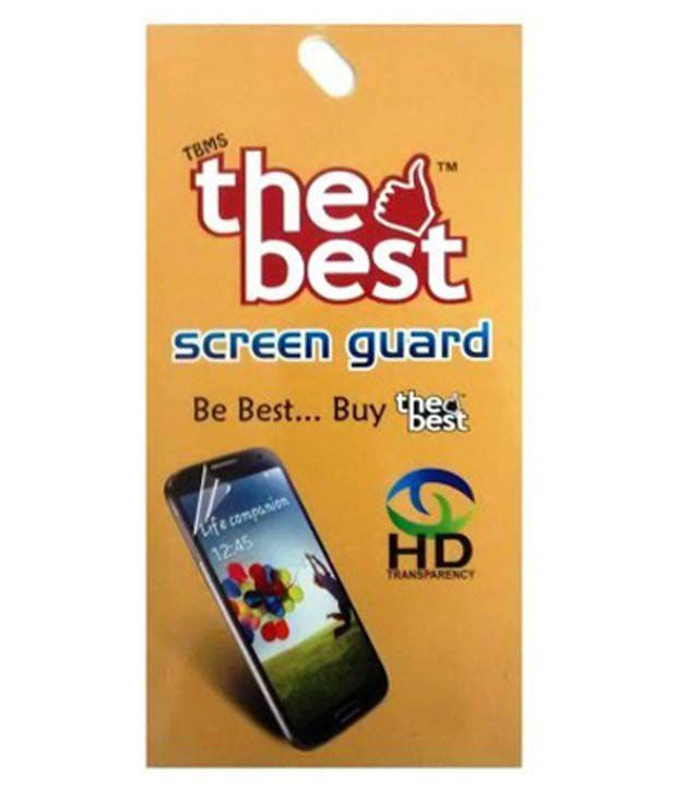 Intex Cloud Y4 Matte Screen Guard by The Best