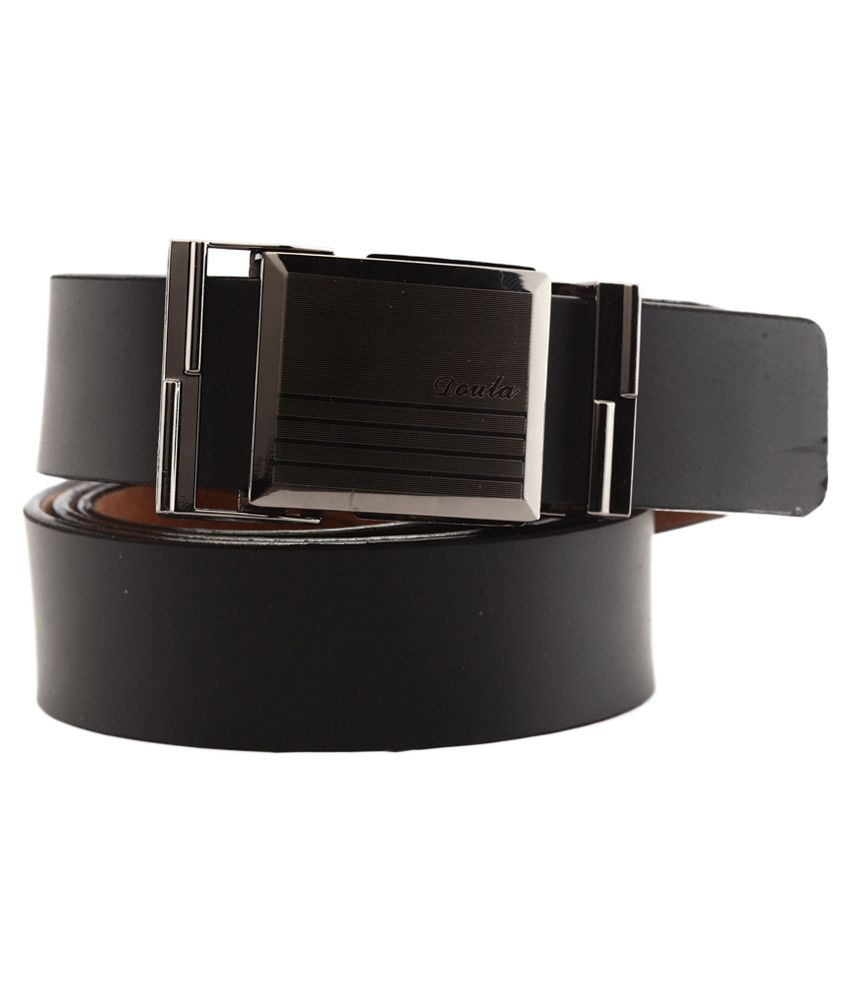 New Life Style Brown Leather Casual Belt