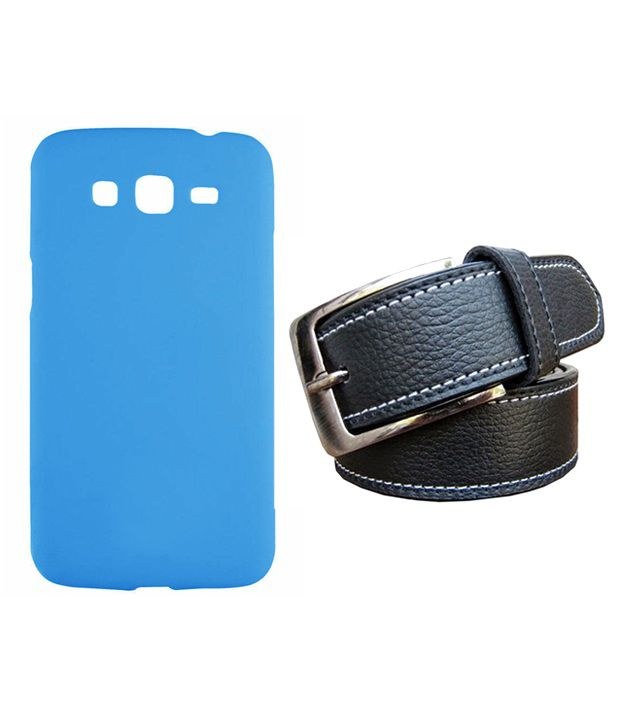 Winsome Deal Black Belt with Back Cover Case for Samsung Galaxy S3