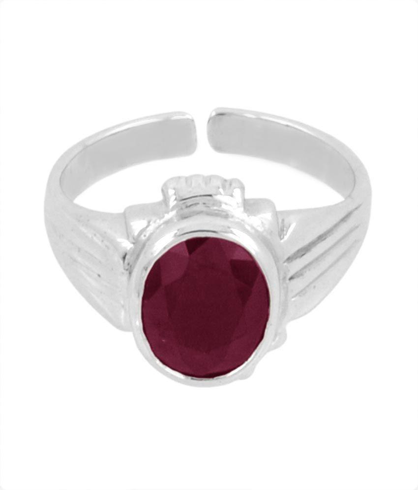 Barishh 6.25 Ratti Ruby Gemstone Ring