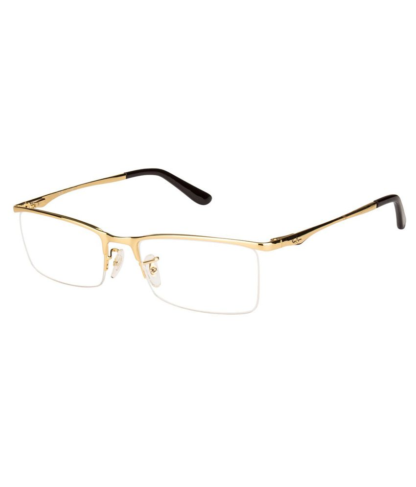 Ray Ban Golden Frame Glasses : Ray-Ban Golden Metal Eyeglasses Frame - Buy Ray-Ban Golden ...