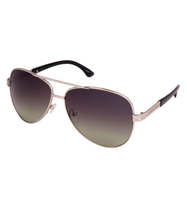 iSweven Green Aviator Sunglasses