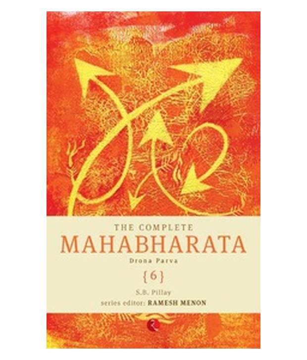 The Complete Mahabharata Drona Parva Vol-6-Hb