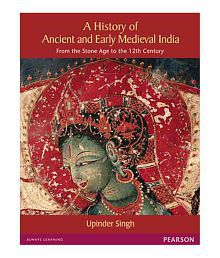 A History Of Ancient And Early Medieval India Paperback (English) 1st Edition