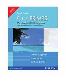 C++ Primer Paperback (English) 4th Edition