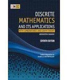 Discrete Mathematics and Its Applications Paperback (English) 7th Edition