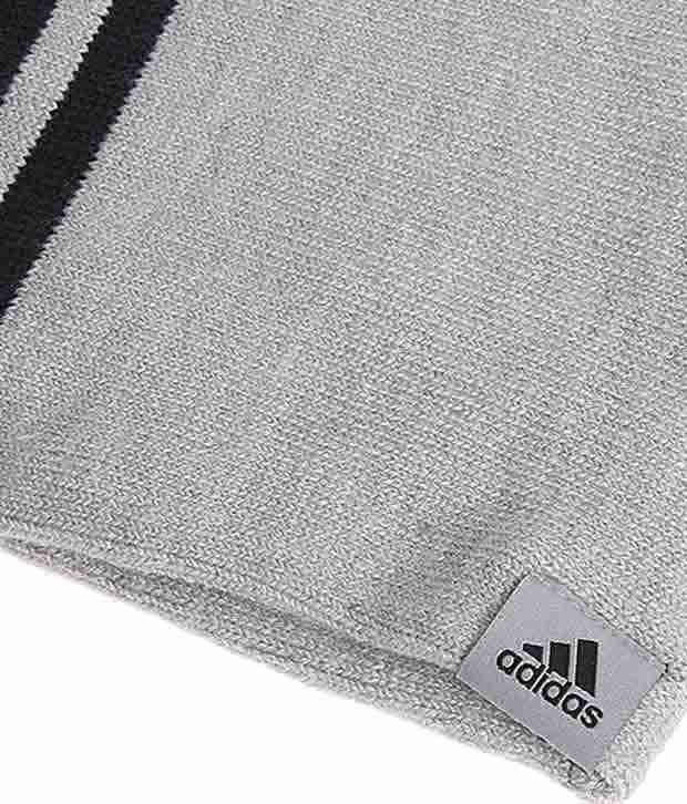 eb7c86ca7bf Adidas Gray Woollen Cap For Men - Buy Online   Rs.