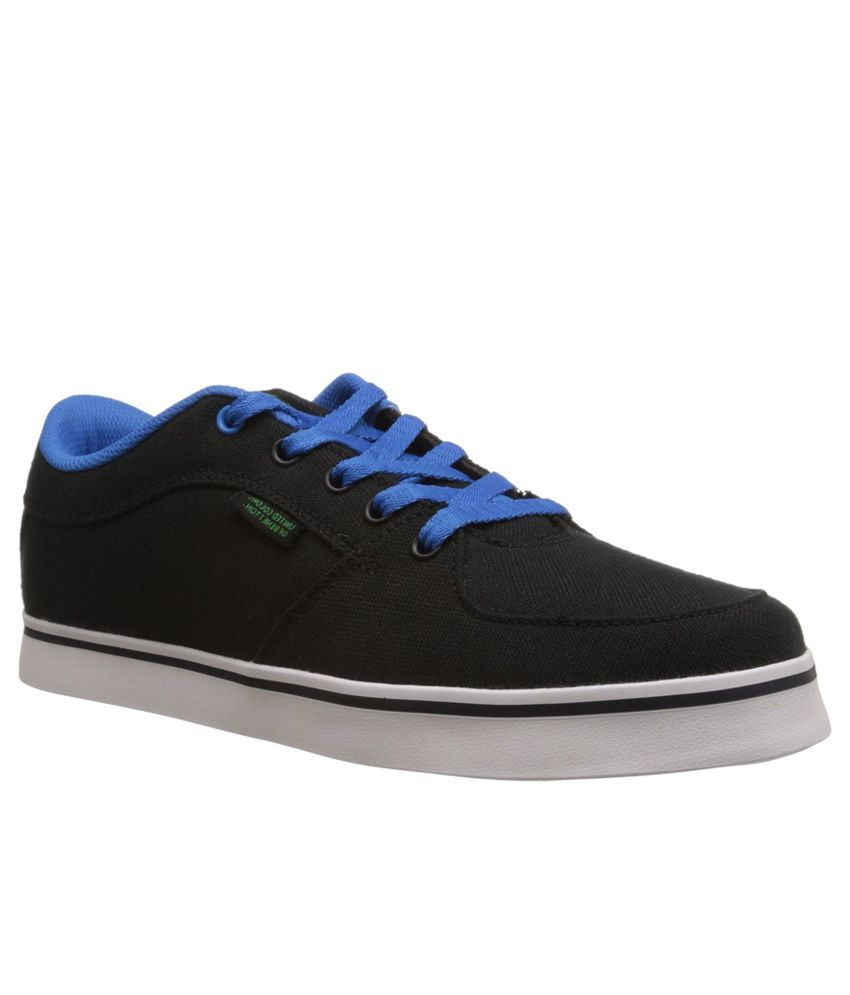 Benetton Black Sneaker Shoes
