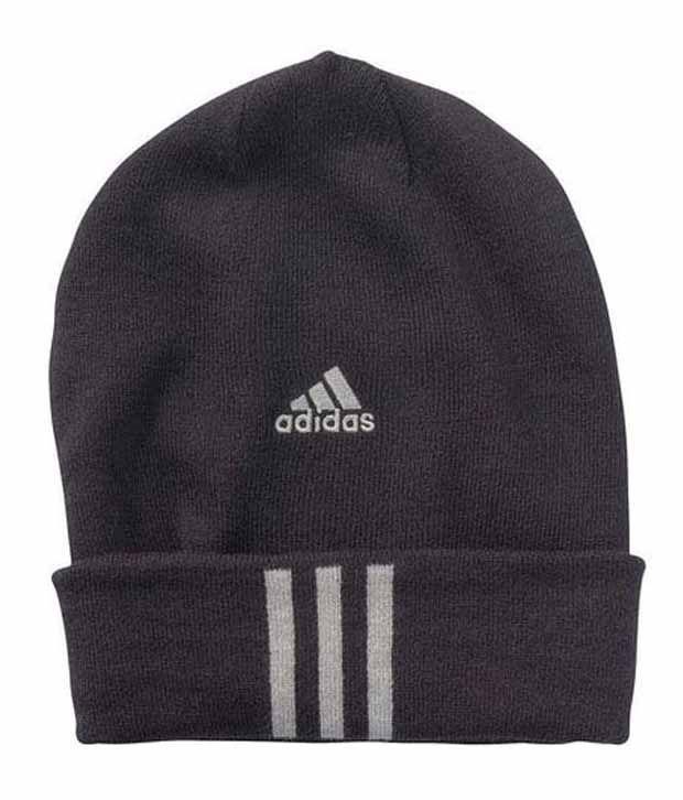 5059c626949 Adidas Black Woolen Cap For Men - Buy Online   Rs.