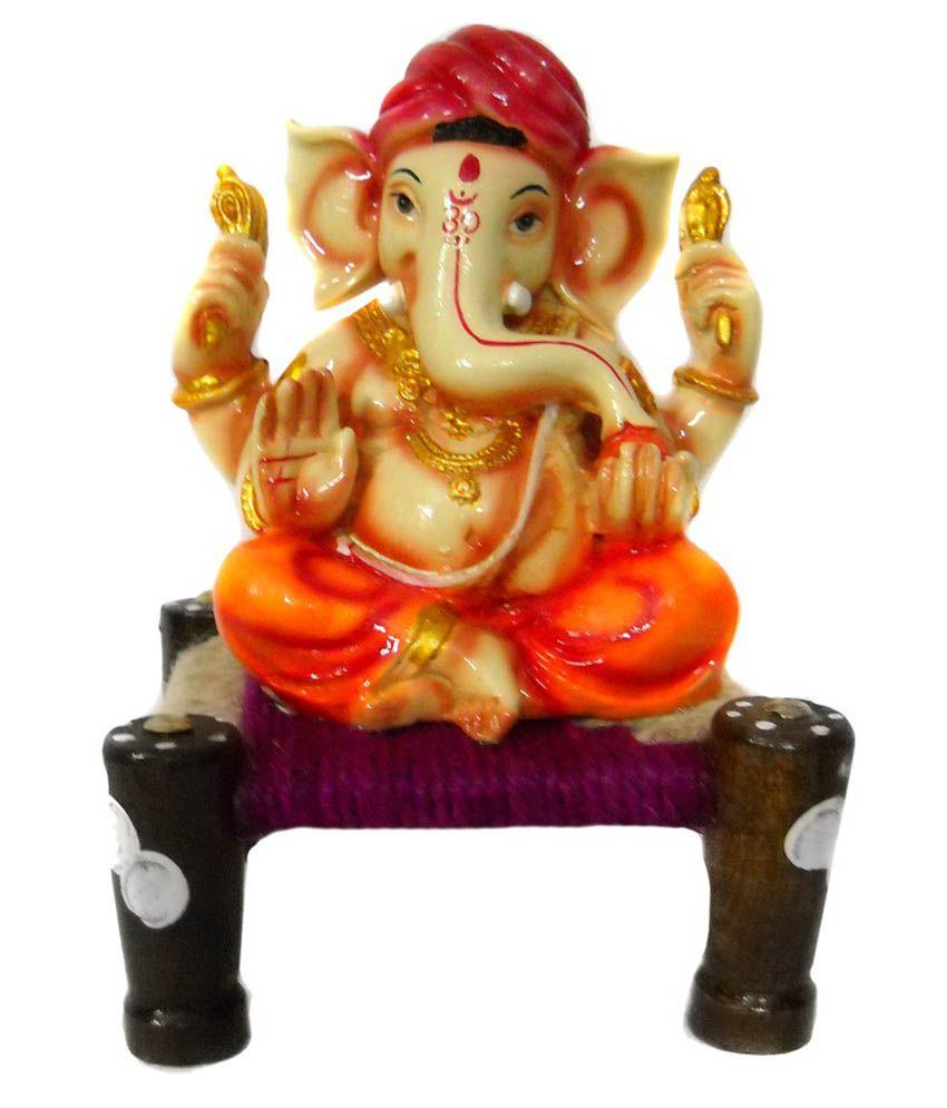 Justdecorz Ganesh Idol
