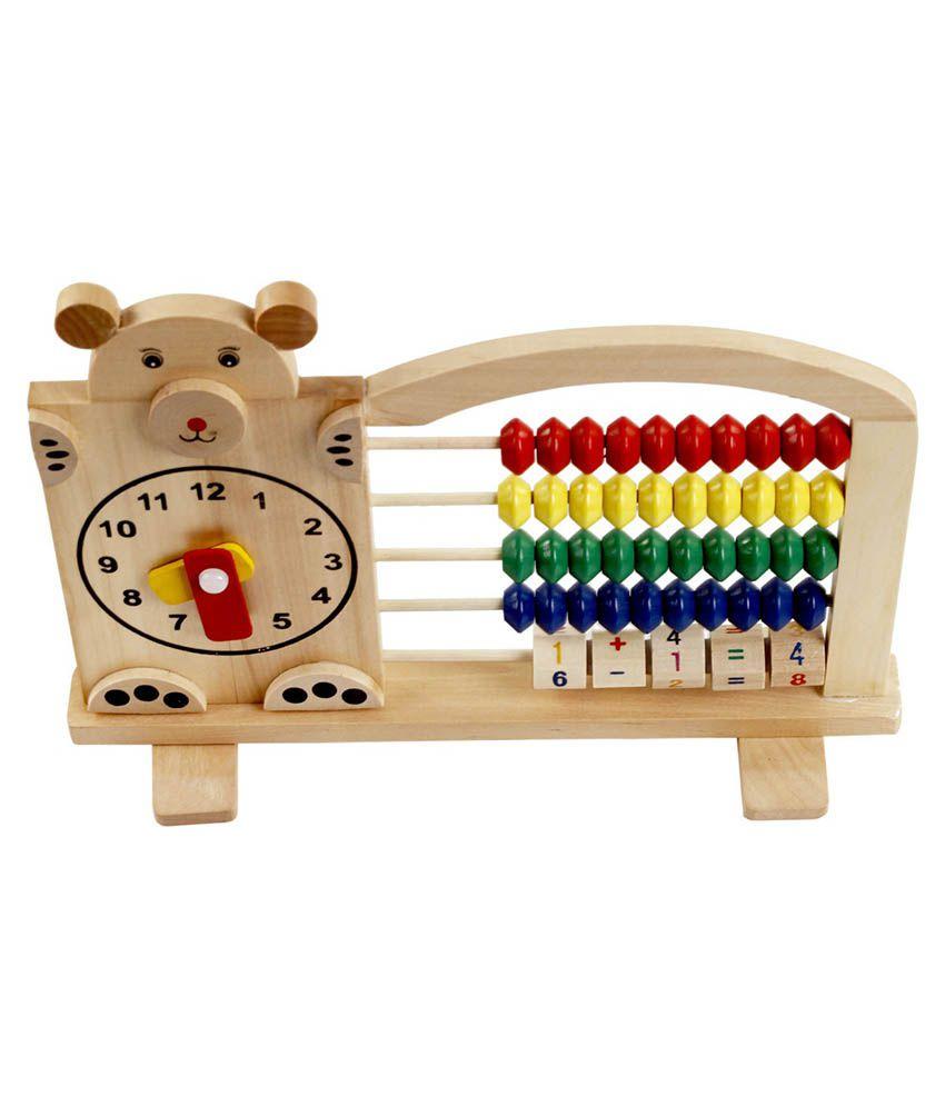 Art Educational Toys : Kinder art multicolor wooden educational toys buy