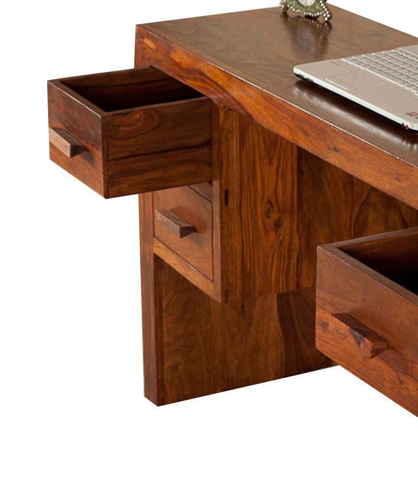 Computer Desk in Brown - Buy Computer Desk in Brown Online at Best Prices in India on Snapdeal