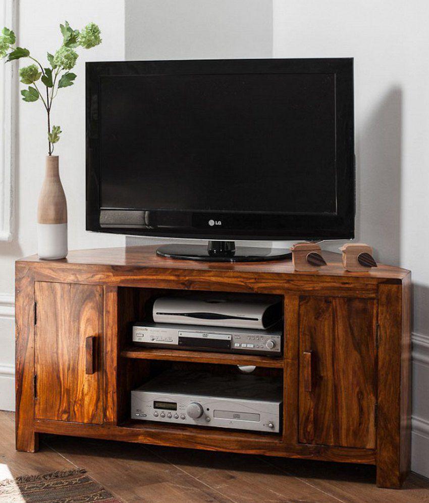 corner tv desk in brown buy corner tv desk in brown online at best rh snapdeal com