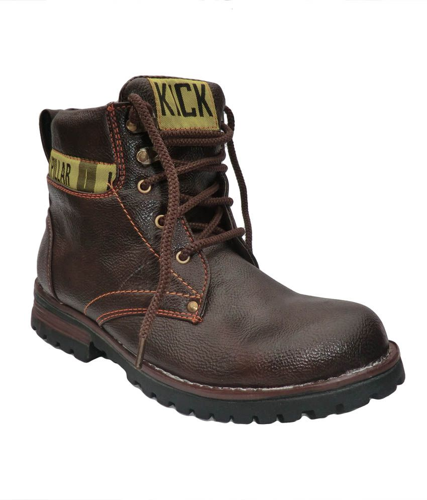 Greentree Mens Boots Ankle Length Casual Shoes