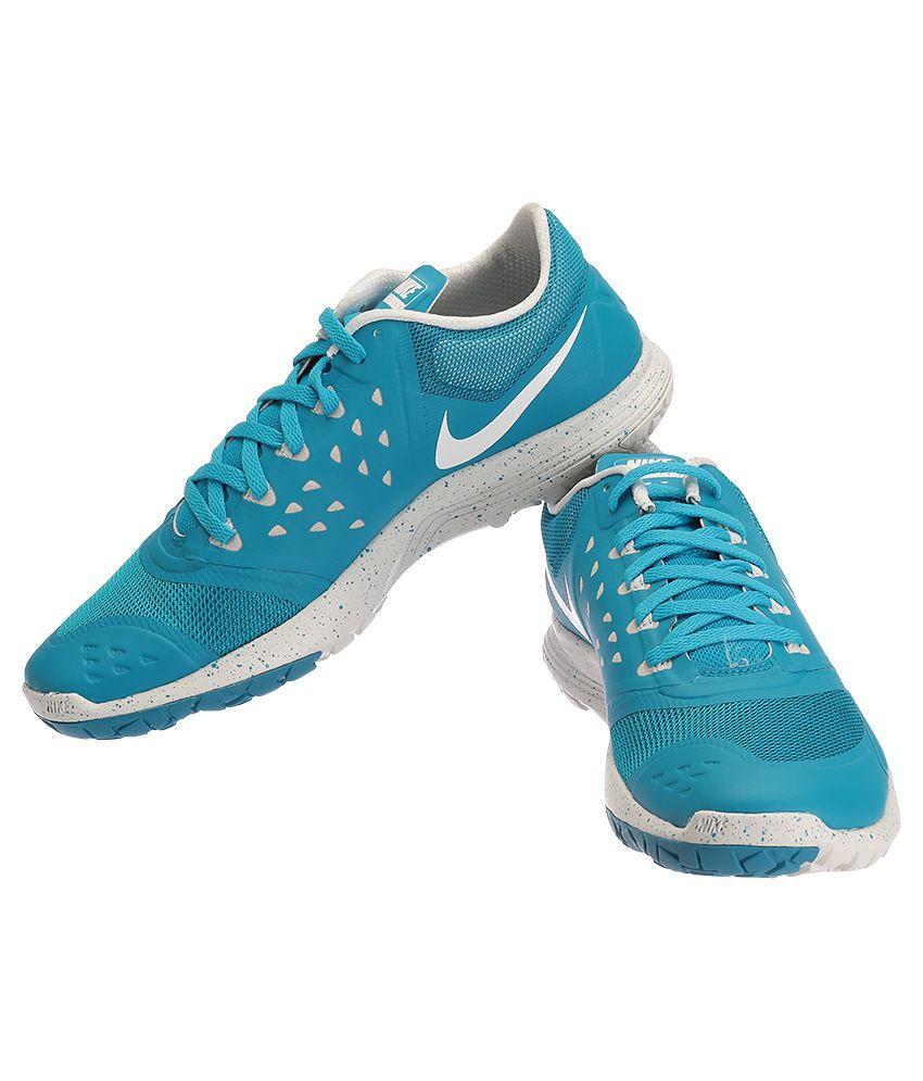 593463da392 Nike Fs Lite Trainer Ii Blue Sport Shoes - Buy Nike Fs Lite Trainer ...