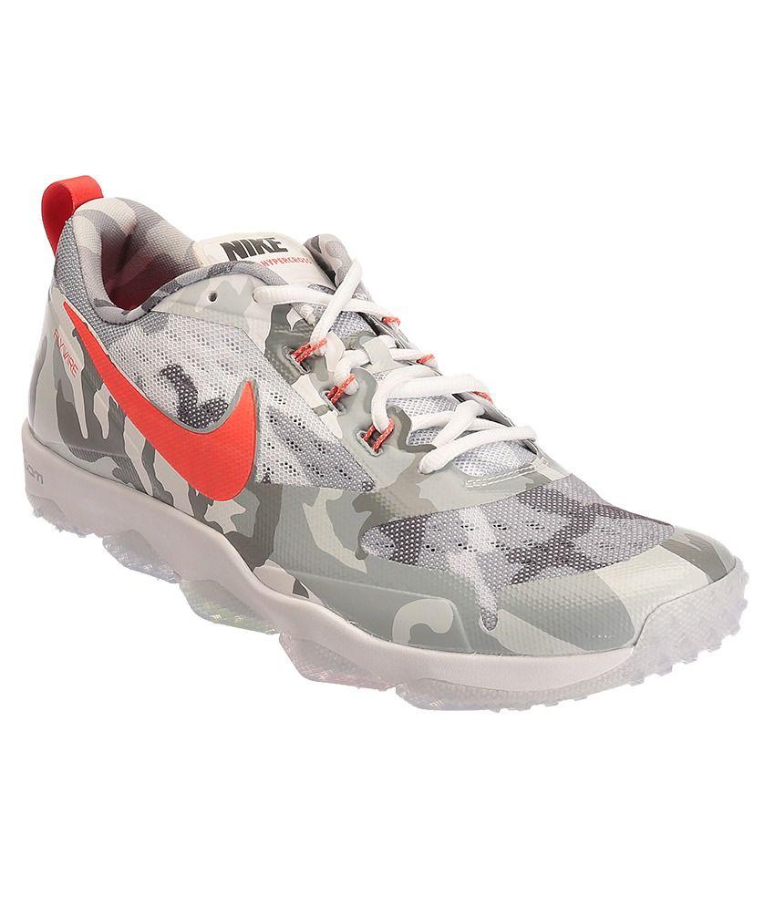 Nike Zoom Hypercross Tr Amp Multi Colour Sport Shoes - Buy ...
