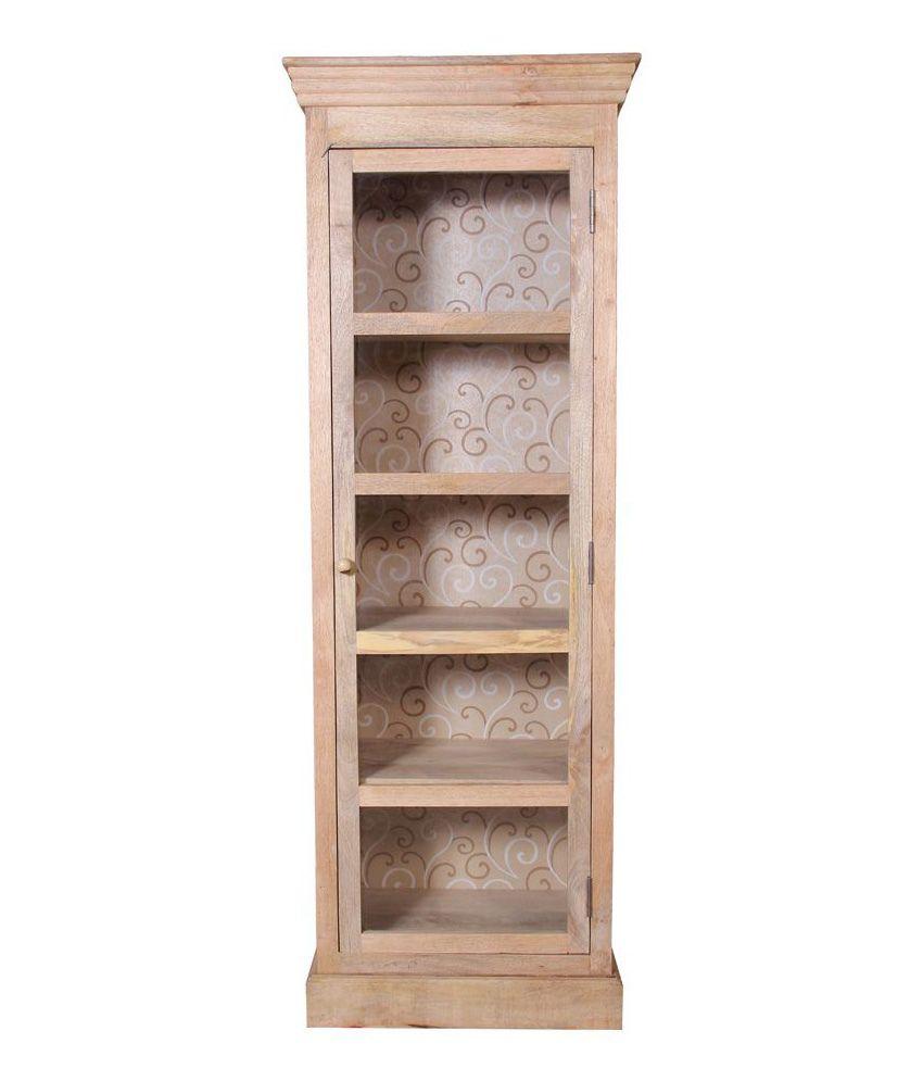 Providence Solid Wood Bookshelf