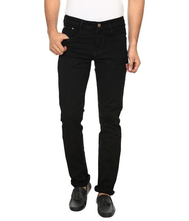 S2s Black Slim Jeans