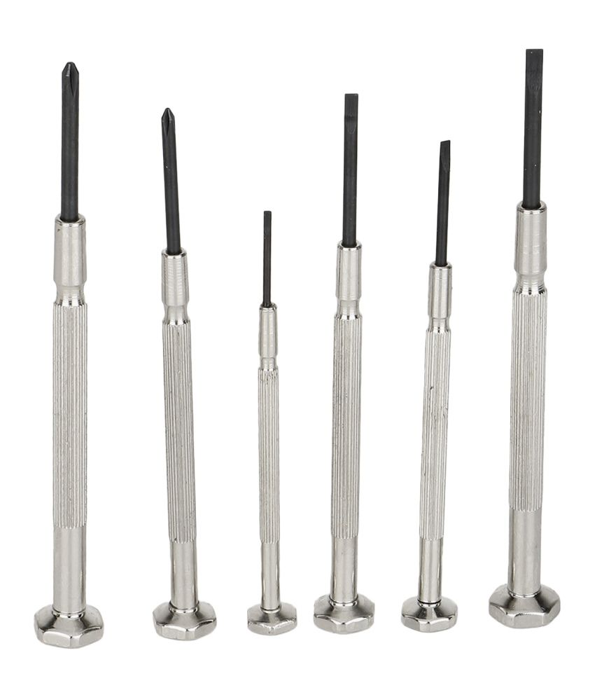 Cheston CH-TKPREC6IN1 Combination Screwdriver (Set Of 6)