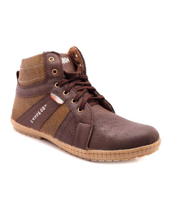 Imcolus Brown Boots