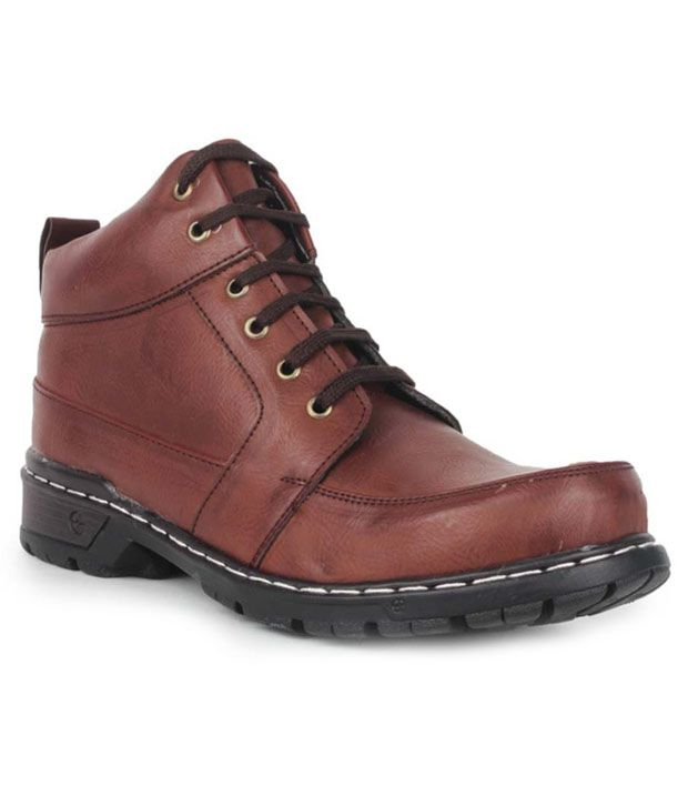 Beonza Brown Boots