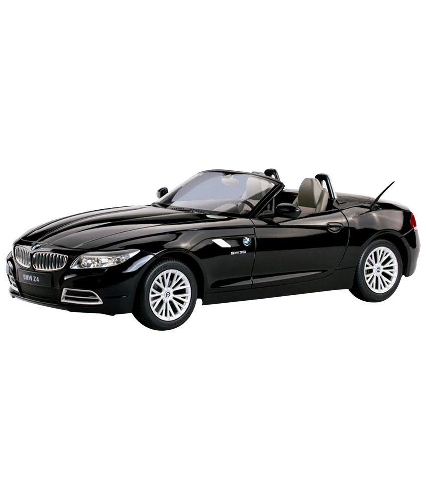 Bmw Z4 Pedal Car: Delia Baby Radio Remote Control Black 1:12 BMW Z4 Model