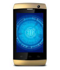 Karbonn A1+ Champ (3G) 512 MB CHAMPAGNE