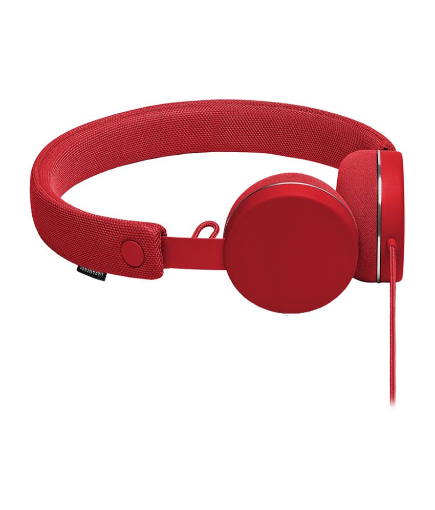 Urbanears Humlan Over the Ear Headphone - Tomato - Buy Urbanears Humlan Over the Ear Headphone - Tomato Online at Best Prices in India on Snapdeal