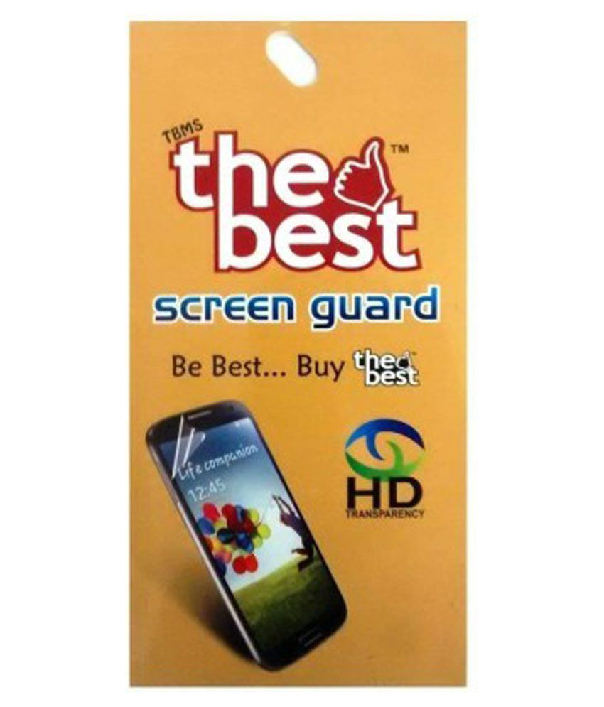 Gionee P2 Pioneer Clear Screen Guard by The Best