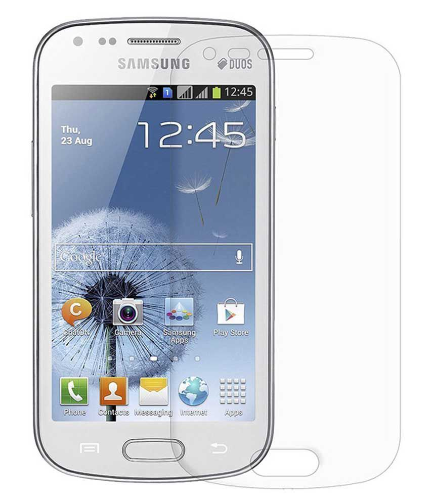 Samsung Galaxy Star Pro S76 Tempered Glass Screen Guard by Uni Mobile Care