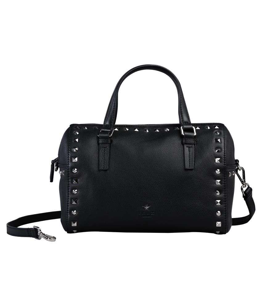 Ilex London Black Bowling Bag