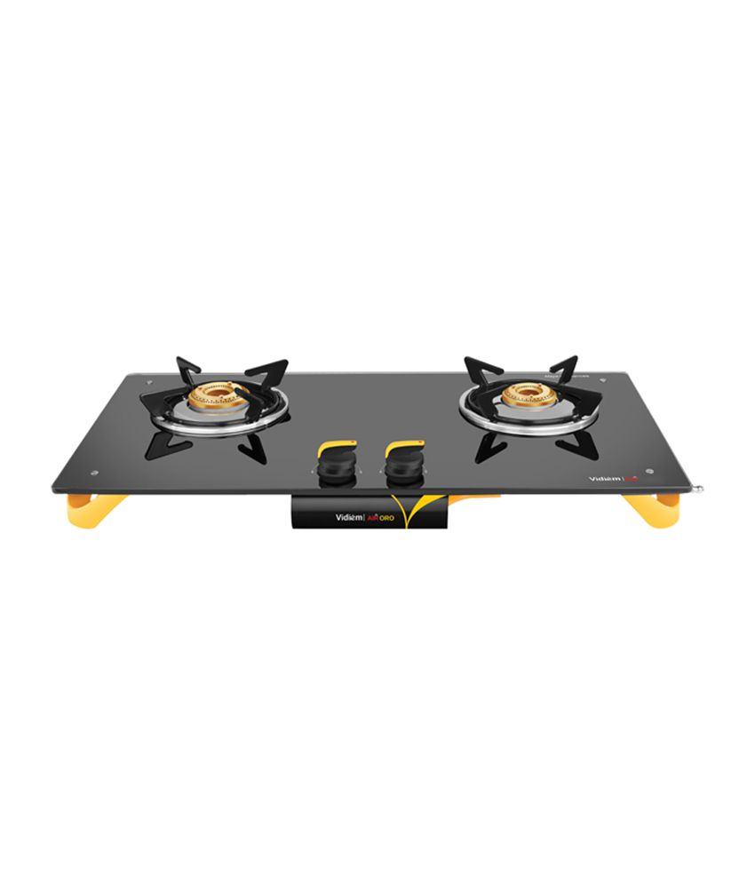 Vidiem Air Oro 2 Burner Gas Cooktop