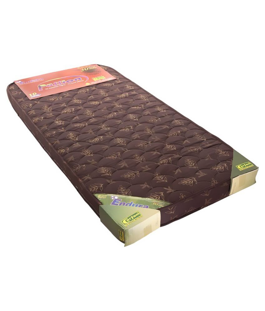 Corfom King Size Foam Mattress Buy Corfom King Size Foam Mattress Online At Low Price Snapdeal