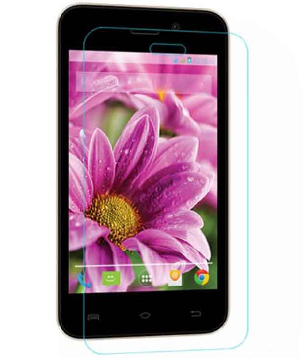 Intex Aqua Power HD Tempered Glass Screen Guard by Incell