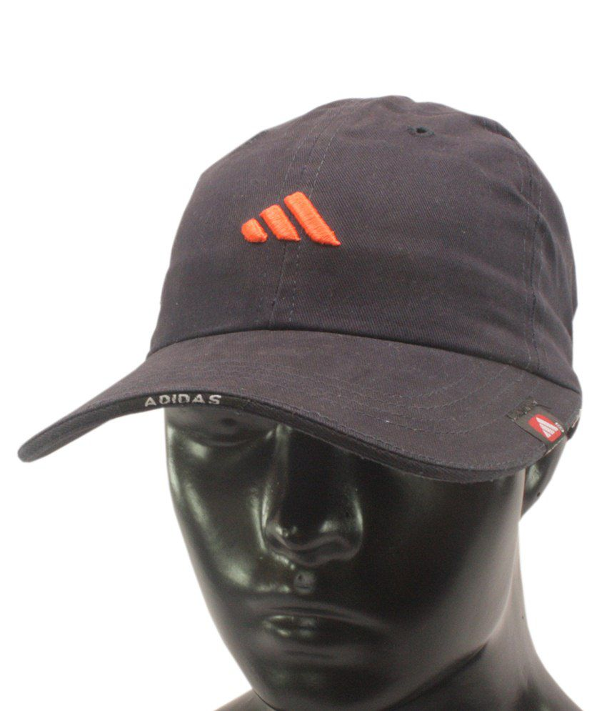 JM Gray Cotton Baseball Cap