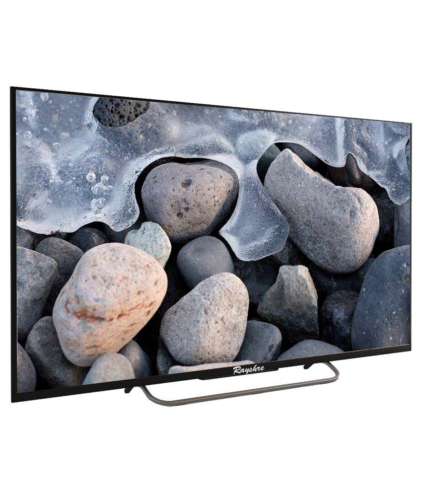 Rayshre REPL40LEDFHDSMART4082 101.6 Cm (40) Smart Full HD LED Television