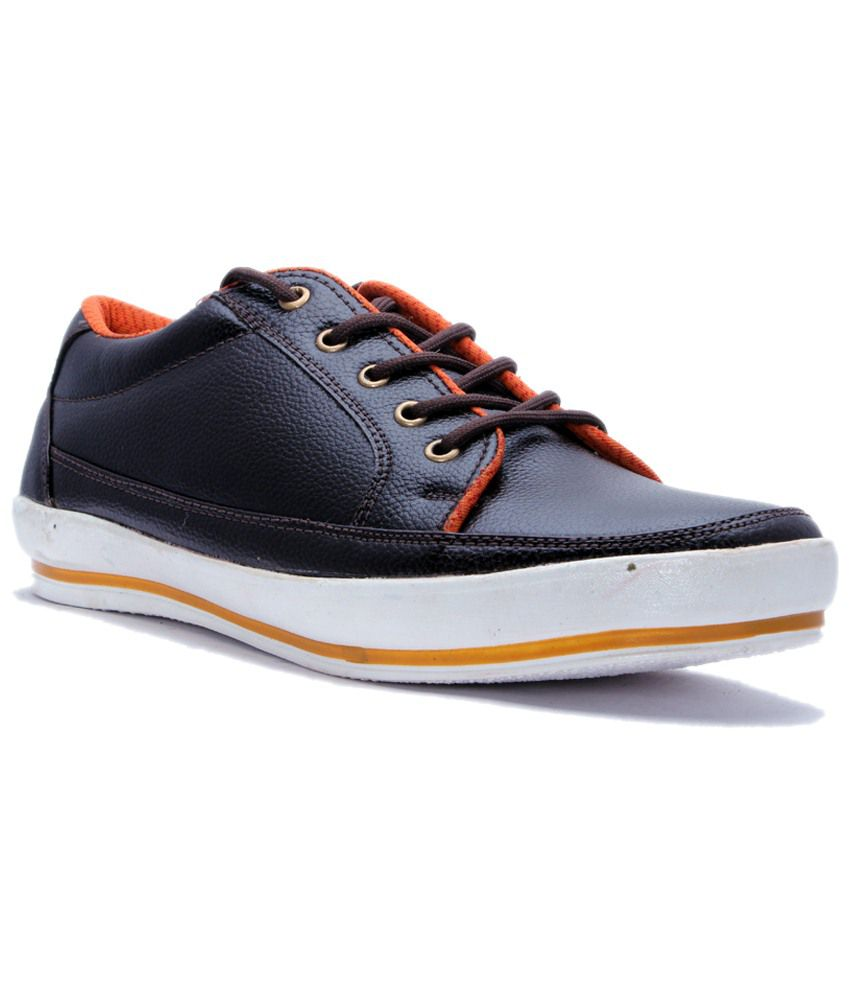 buy bloom black casual shoes for snapdeal