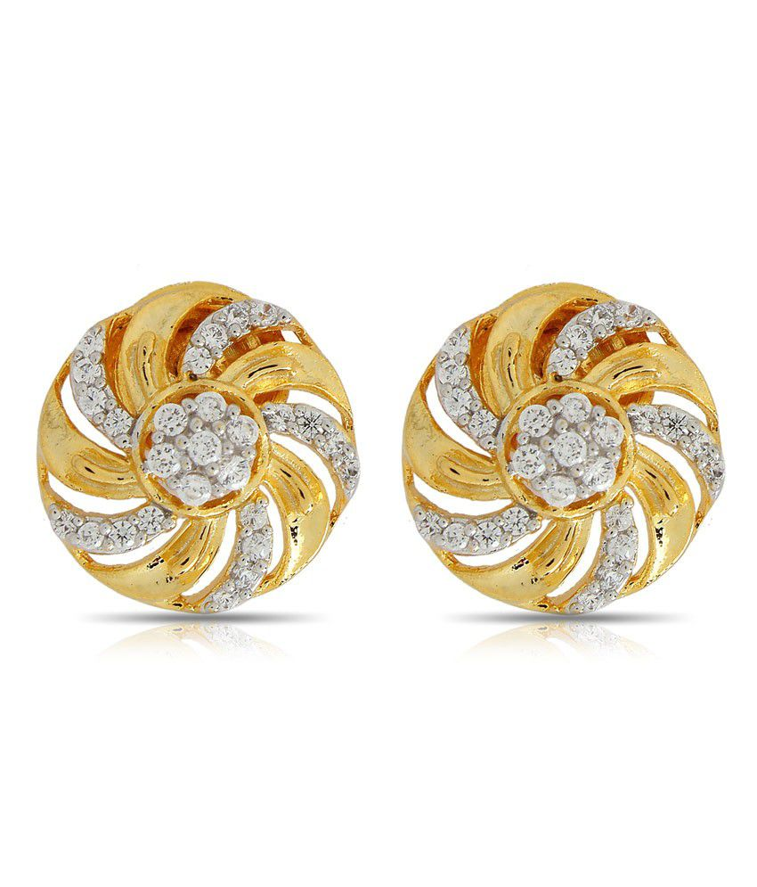 Luxor Gold Alloy Studs