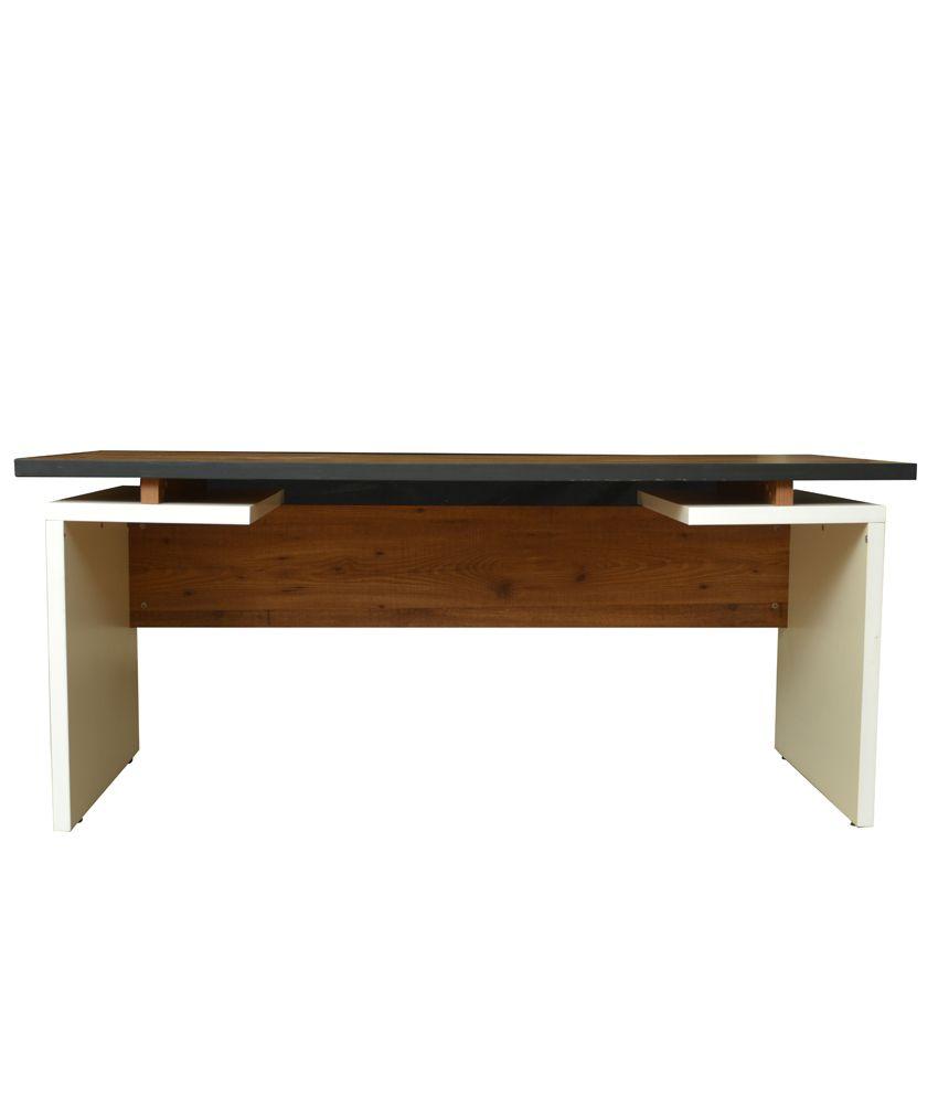 Crystal Furnitech Ariana Office Table Buy Crystal Furnitech