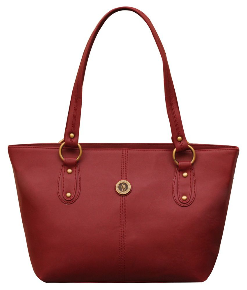 Fostelo Red Tote Bag