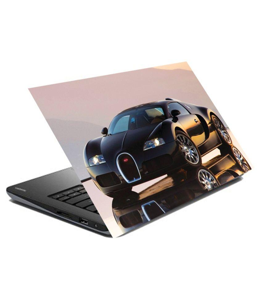 hifex vinyl decal laptop skin 15 6 sports car mercedeze benz best price in in. Black Bedroom Furniture Sets. Home Design Ideas
