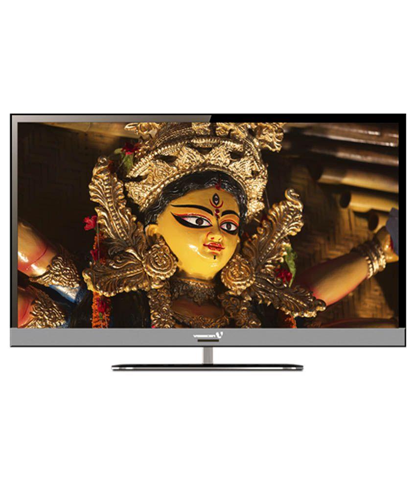 Videocon VJU40FH11XAF 40.64 cm (16) Full HD Smart LED Television