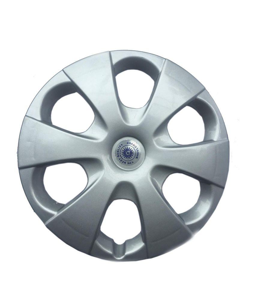 Cp Bigbasket Grey Wheel Cover Formaruti Suzuki Ritz - Set Of 4