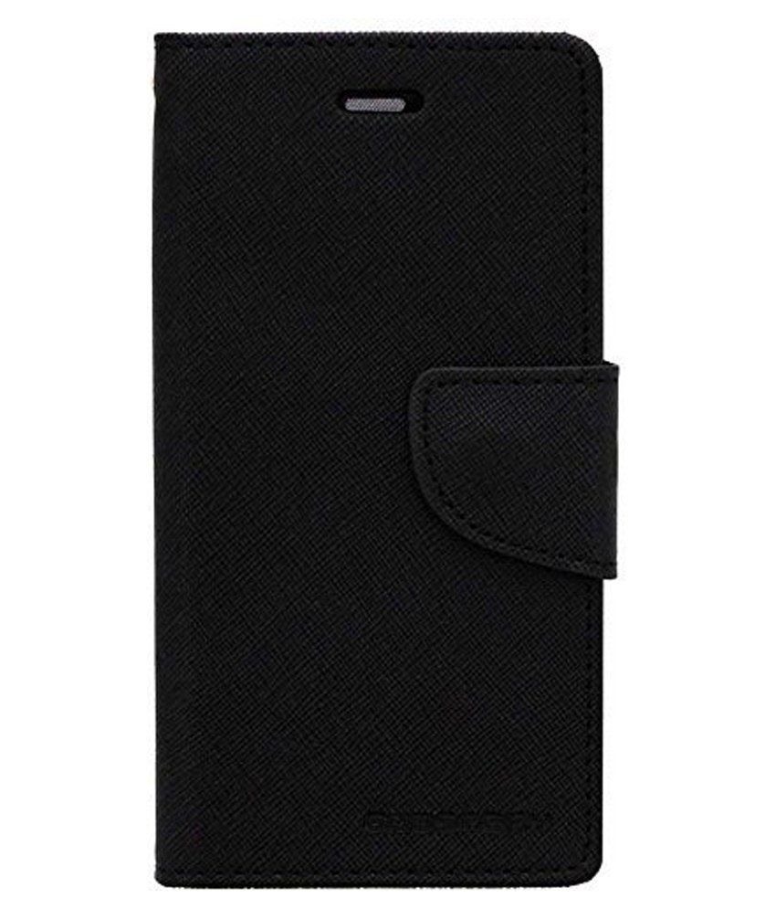 new concept d82e4 e7ad1 Mercury Goospery Flip Cover For Xiaomi Redmi 2-Black